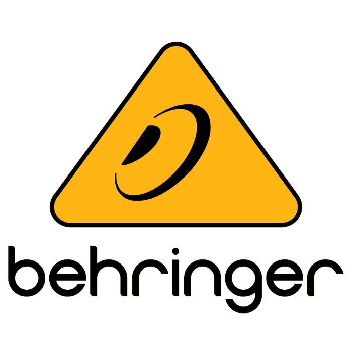 Behringer Logo Homepage