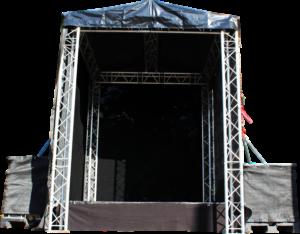Bühnendach Outdoor