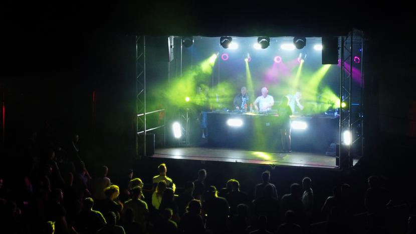 Bo Music Open Air Bühne Hersfeld Schwalm-Eder-Kreis